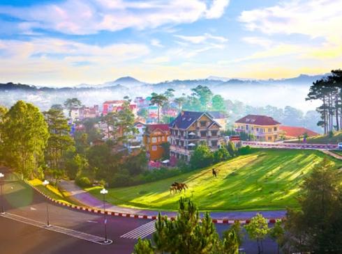Tour Đà Lạt, Siêu Tiết Kiệm 3N3Đ, đi về bằng ô tô