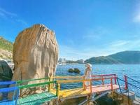 Tour Bình Ba- Nha Trang, Siêu tiết kiệm 3N3Đ, ô tô