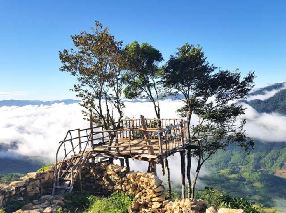 Tour Ba Khan - Săn Mây Hang Kia, Pà Cò 2N1Đ