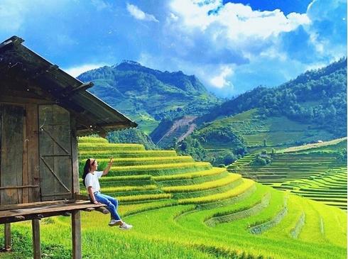 Tour Mù Cang Chải - Đèo Khau Phạ - Tú Lệ - Trạm Tấu, 3n2d